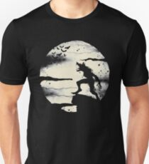 Werewolf With The Full Moon T-Shirt