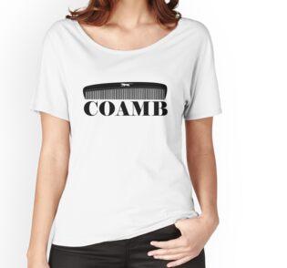 COAMB print- cougar on comb