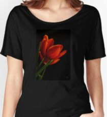 The Tulips  Women's Relaxed Fit T-Shirt