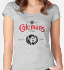 Chris Coleman Women's Fitted Scoop T-Shirt