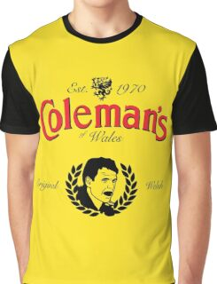 Chris Coleman Graphic T-Shirt