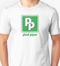 Pied Piper Middle-Out Compression  Unisex T-Shirt