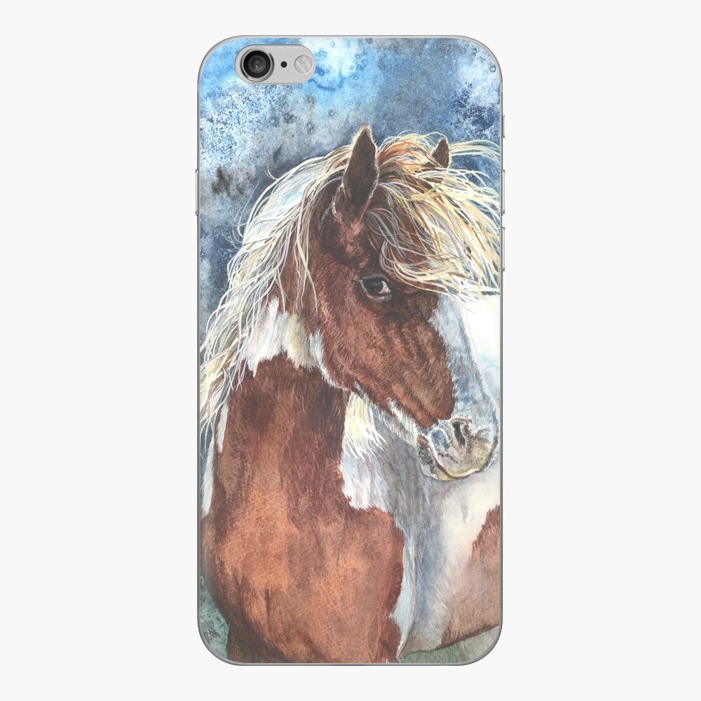 Pinto Pony iPhone-Hüllen & Cover