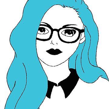 Mermaid Hair by jad3w1ngs