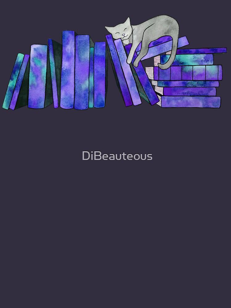 Literarische Nickerchen von DiBeauteous
