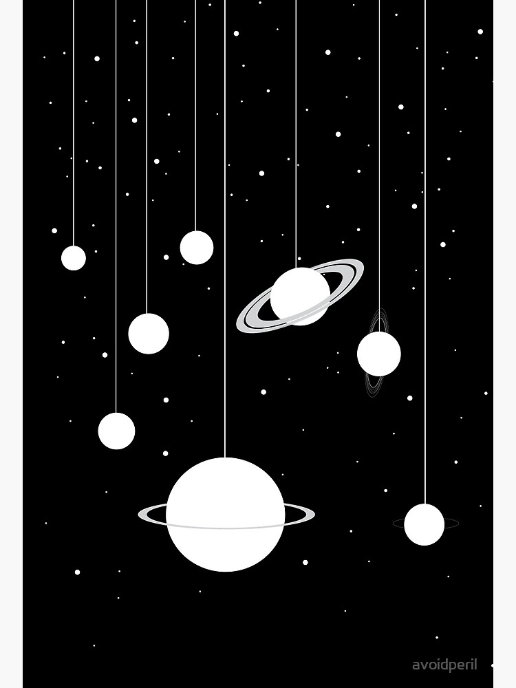Planets by avoidperil