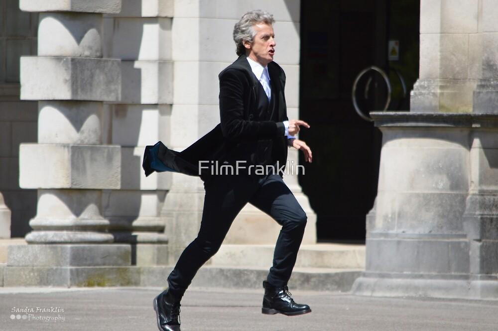 Original Peter Capaldi Art Photography by FilmFranklin