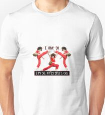 I'm 50 - Fifty Years Old Slim Fit T-Shirt