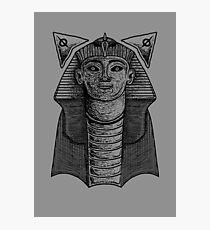 pyramid sphinx  Photographic Print