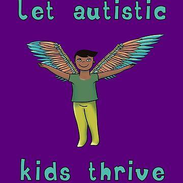 let autistic kids thrive by lhabc
