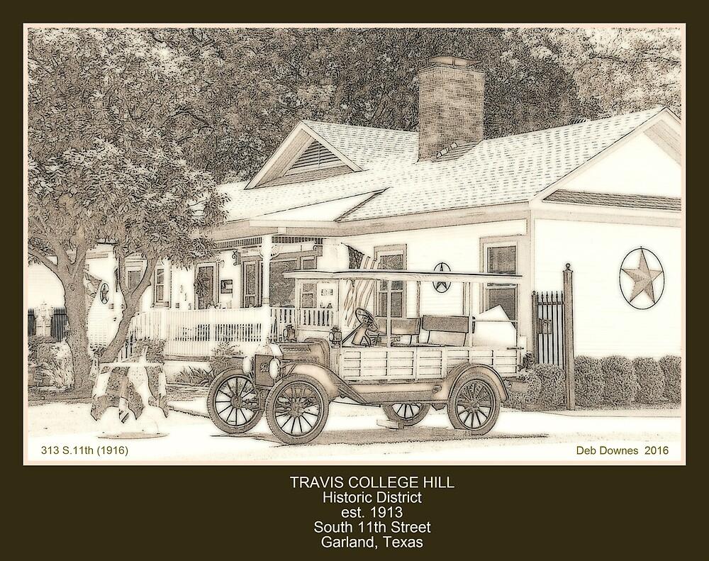 313 S. 11th Street-Version 2 by Deborah Downes