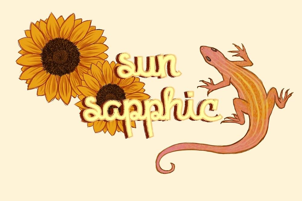 Sun Sapphic by circuitscript