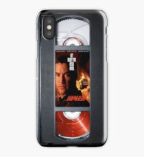 Speed vhs iphone-case iPhone Case