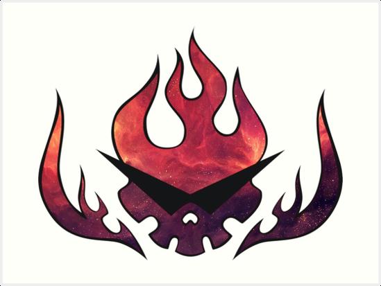 """Tengen Toppa Gurren Lagann,Team Dai Logo"" Art Prints by ..."