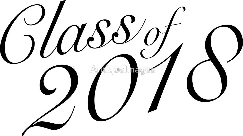 Class of 2018 Graduation by AntiqueImages
