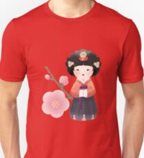 Korean Doll T-Shirt