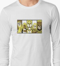 City of Heroes: Going Rogue Long Sleeve T-Shirt