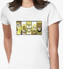 City of Heroes: Going Rogue Women's Fitted T-Shirt
