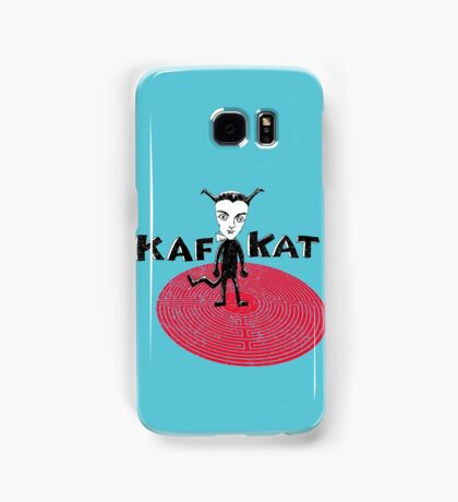 Kafka Cat Metamorphosis Samsung Galaxy Case/Skin