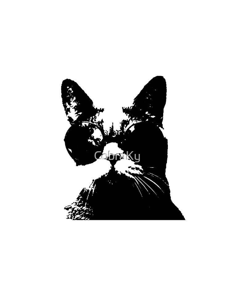 Galaxy Cat by CobraKy