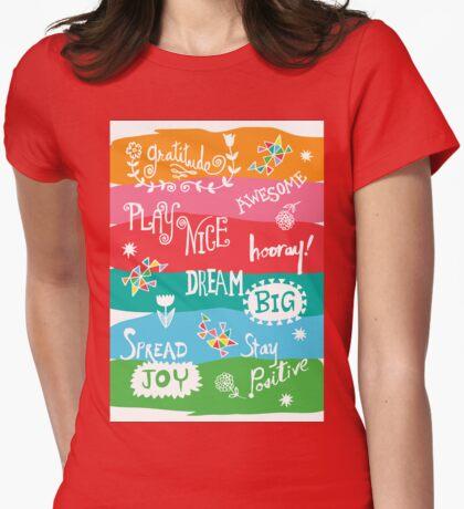Woo Hoo Words T-Shirt