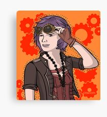 Steampunk Ellie Canvas Print