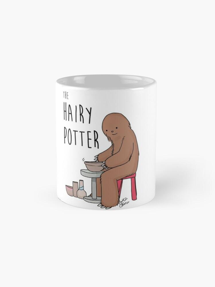 Alternate view of The Hairy Potter Mug