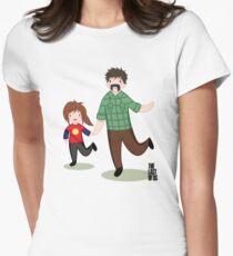 Camiseta entallada para mujer The Last of Us