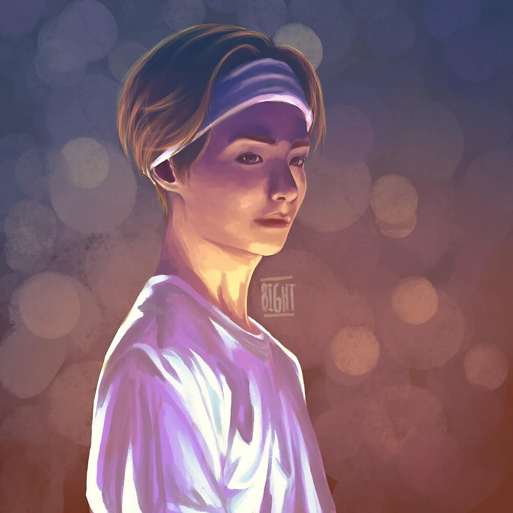 Bright Tae. by oh8ight