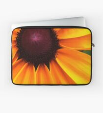 Yellow and Purple Laptop Sleeve