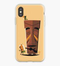 My Hula Bot -phn iPhone Case