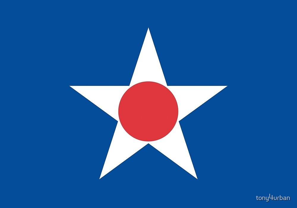 Asahikawa city flag by tony4urban