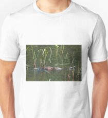 Muskrat doing what muskrats do Unisex T-Shirt