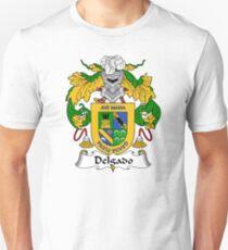 Delgado Coat of Arms/Family Crest T-Shirt