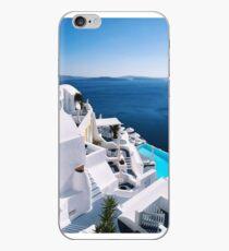 Greek islands iPhone Case