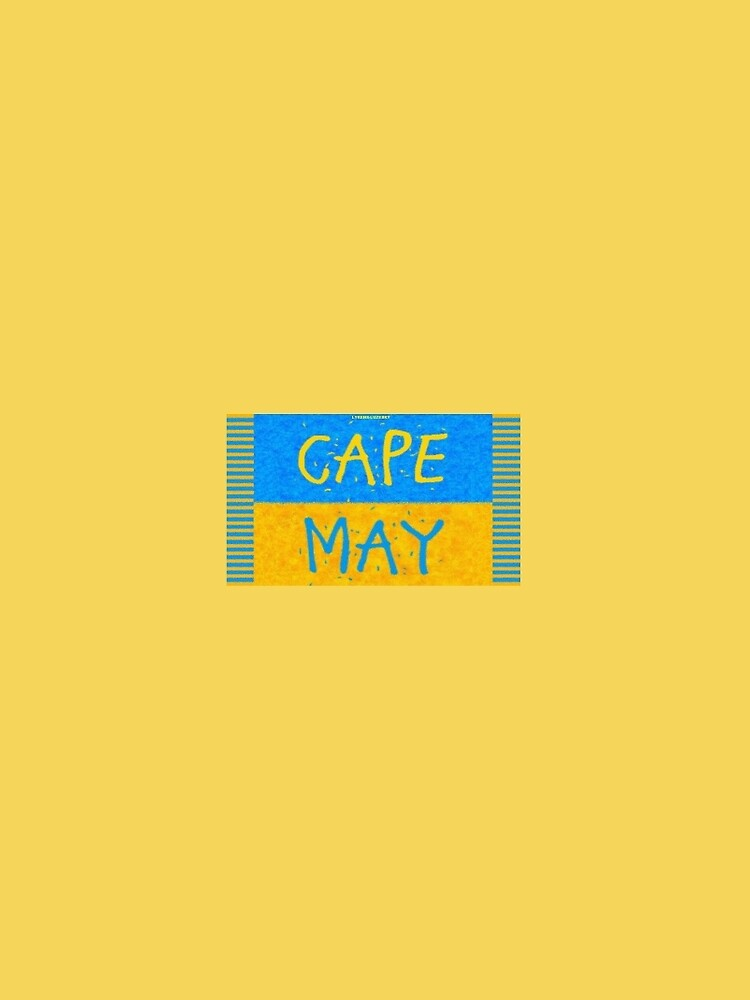 CAPE MAY towel shirt by lykens-luzesky