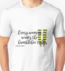 The Bumblebee Tights| Me Before You- Jojo Moyes Unisex T-Shirt