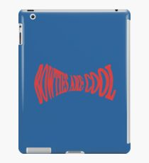 Bow Ties are Cool! iPad Case/Skin