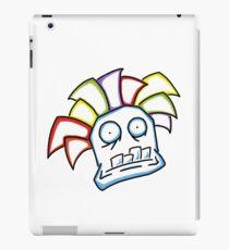 Retro Tiki Mask iPad Case/Skin