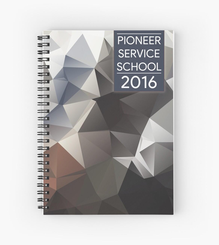 PSS: Pioneer Service School (Modern Design) by JW Stuff