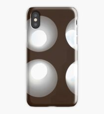 sky ceiling light pipes iPhone Case