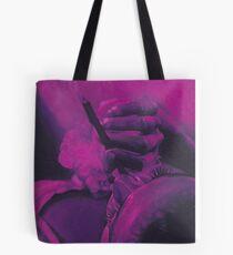 """""""Pink No. 1"""" Tote Bag"""