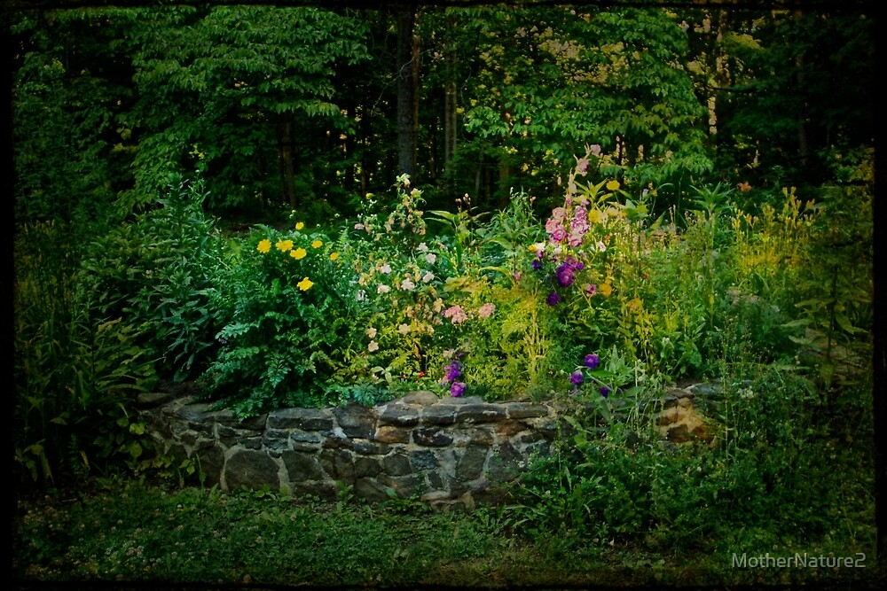 A Garden In The Woods by MotherNature2