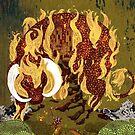 The Last Unicorn by Jessie Boulard