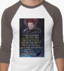 Hocus pocus Twist the bones Men's Baseball ¾ T-Shirt