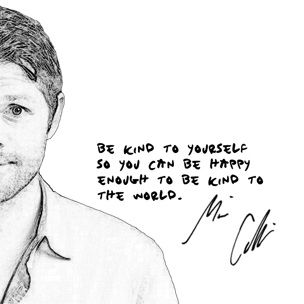 Be Kind to Yourself by adoringjensen