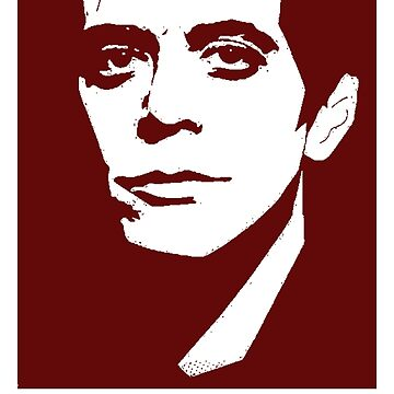 lou reed by evanes90