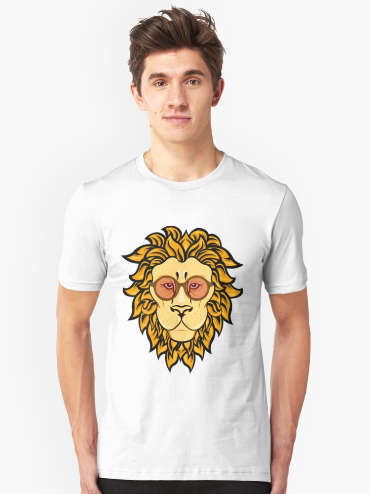 Mr Lion Z Unisex T-Shirt Front