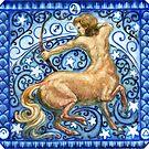 Sagittarius by CandelaRiveros