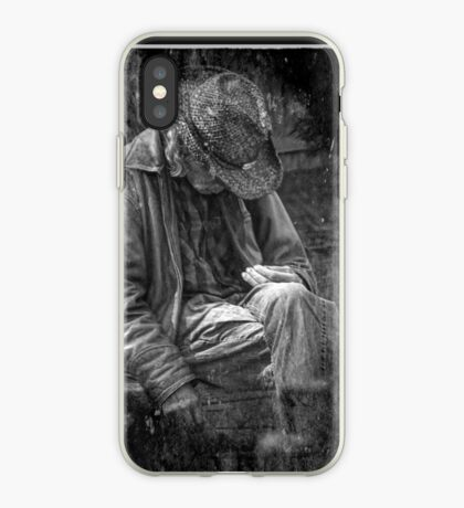 The Wandering Man iPhone Case